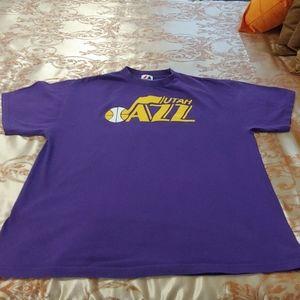 Majestic Utah Jazz Karl Malone Shirt